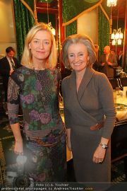 Business Lunch - Hotel Sacher - Mo 24.01.2011 - 16