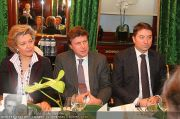 Business Lunch - Hotel Sacher - Mo 24.01.2011 - 19