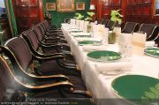 Business Lunch - Hotel Sacher - Mo 24.01.2011 - 20