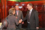 Business Lunch - Hotel Sacher - Mo 24.01.2011 - 22