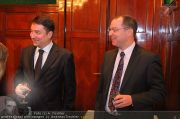 Business Lunch - Hotel Sacher - Mo 24.01.2011 - 23
