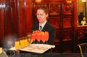 Business Lunch - Hotel Sacher - Mo 24.01.2011 - 24