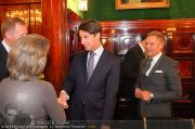 Business Lunch - Hotel Sacher - Mo 24.01.2011 - 25