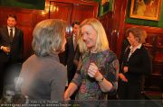 Business Lunch - Hotel Sacher - Mo 24.01.2011 - 27