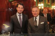 Business Lunch - Hotel Sacher - Mo 24.01.2011 - 28