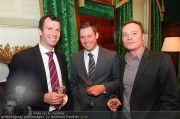 Business Lunch - Hotel Sacher - Mo 24.01.2011 - 3