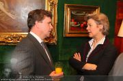 Business Lunch - Hotel Sacher - Mo 24.01.2011 - 31