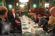 Business Lunch - Hotel Sacher - Mo 24.01.2011 - 36
