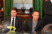 Business Lunch - Hotel Sacher - Mo 24.01.2011 - 37