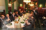 Business Lunch - Hotel Sacher - Mo 24.01.2011 - 39