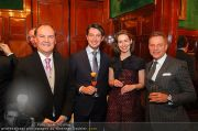 Business Lunch - Hotel Sacher - Mo 24.01.2011 - 4