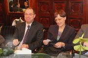 Business Lunch - Hotel Sacher - Mo 24.01.2011 - 42