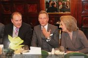 Business Lunch - Hotel Sacher - Mo 24.01.2011 - 43