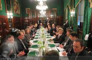 Business Lunch - Hotel Sacher - Mo 24.01.2011 - 44