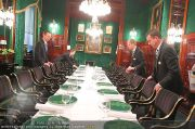 Business Lunch - Hotel Sacher - Mo 24.01.2011 - 5