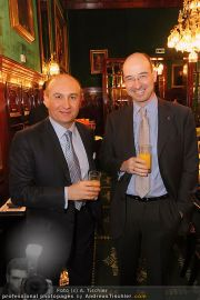 Business Lunch - Hotel Sacher - Mo 24.01.2011 - 6