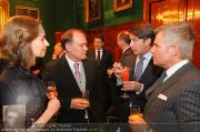 Business Lunch - Hotel Sacher - Mo 24.01.2011 - 7