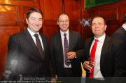 Business Lunch - Hotel Sacher - Mo 24.01.2011 - 8