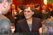 Business Lunch - Hotel Sacher - Mo 24.01.2011 - 9