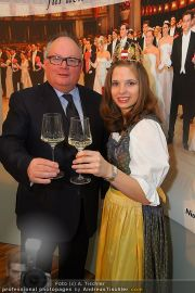 Opernball Wein - Raiffeisen Forum - Do 27.01.2011 - 27