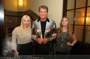 David Hasselhoff PK - Hotel Astoria - Di 01.02.2011 - 12