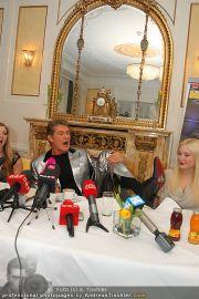 David Hasselhoff PK - Hotel Astoria - Di 01.02.2011 - 17