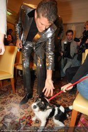 David Hasselhoff PK - Hotel Astoria - Di 01.02.2011 - 6