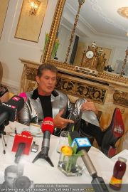 David Hasselhoff PK - Hotel Astoria - Di 01.02.2011 - 9
