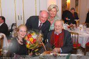Karl Spiehs Geburtstag - Kursalon Wien - So 20.02.2011 - 12