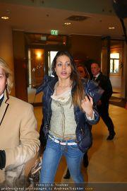Ruby Ankunft - Hotel Savoyen - Di 01.03.2011 - 11