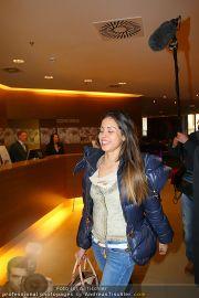 Ruby Ankunft - Hotel Savoyen - Di 01.03.2011 - 14