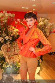 Modenschau - Triumph Store - Di 01.03.2011 - 18