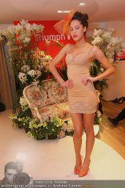 Modenschau - Triumph Store - Di 01.03.2011 - 20