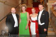 Opernball Red Carpet - Staatsoper - Do 03.03.2011 - 1