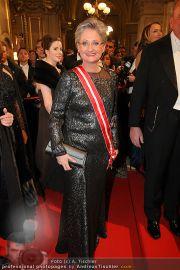 Opernball Red Carpet - Staatsoper - Do 03.03.2011 - 15