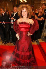 Opernball Red Carpet - Staatsoper - Do 03.03.2011 - 19