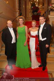 Opernball Red Carpet - Staatsoper - Do 03.03.2011 - 25