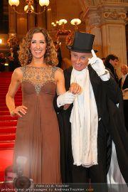 Opernball Red Carpet - Staatsoper - Do 03.03.2011 - 27