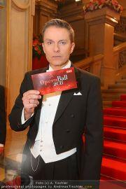 Opernball Red Carpet - Staatsoper - Do 03.03.2011 - 29