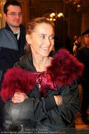 Opernball Red Carpet - Staatsoper - Do 03.03.2011 - 30