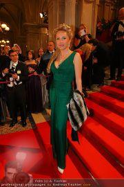 Opernball Red Carpet - Staatsoper - Do 03.03.2011 - 35