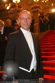 Opernball Red Carpet - Staatsoper - Do 03.03.2011 - 36