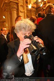 Opernball Red Carpet - Staatsoper - Do 03.03.2011 - 47