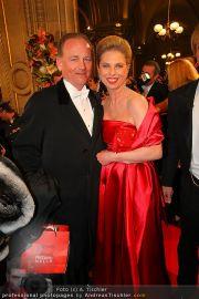 Opernball Red Carpet - Staatsoper - Do 03.03.2011 - 49