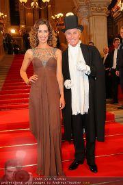 Opernball Red Carpet - Staatsoper - Do 03.03.2011 - 5