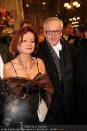 Opernball Red Carpet - Staatsoper - Do 03.03.2011 - 55