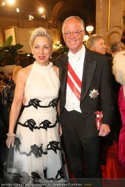 Opernball Red Carpet - Staatsoper - Do 03.03.2011 - 57