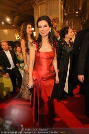Opernball Red Carpet - Staatsoper - Do 03.03.2011 - 59
