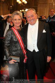 Opernball Red Carpet - Staatsoper - Do 03.03.2011 - 62