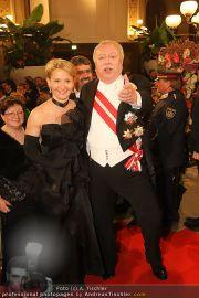 Opernball Red Carpet - Staatsoper - Do 03.03.2011 - 67
